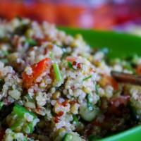 A Pilgrim in the Land of Quinoa