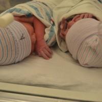 Twins' Birth Story: Part III